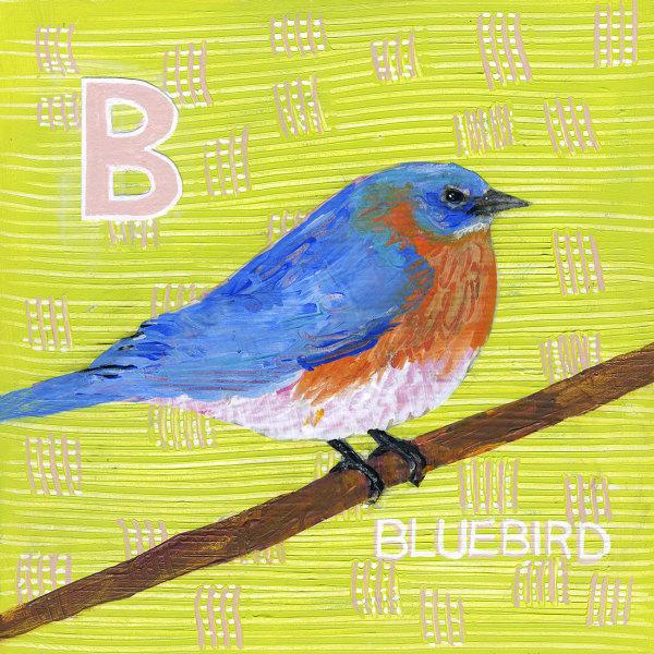 B for Bird