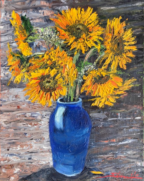 Vincent's Sunflowers