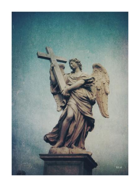 Angels of Rome No.1 - Cross