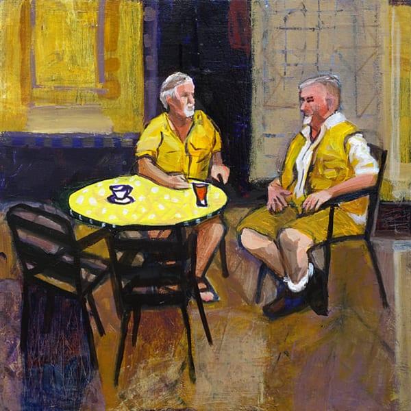 Mellow Yellow: Marius and Simon