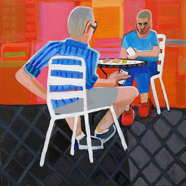 Two Card Players