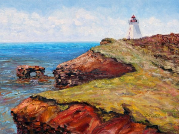 Cap Egmont Lighthouse PEI