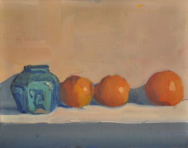Ginger Jar, Tangerines