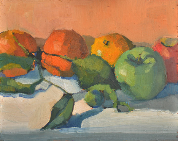 Tangerines and Apples