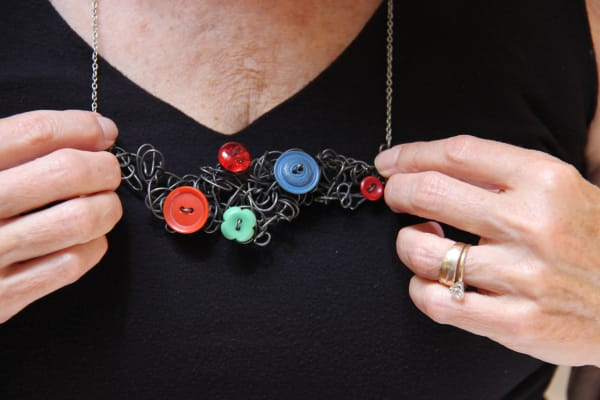 Magpie Nest Necklace