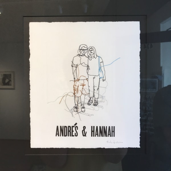 Andres & Hannah