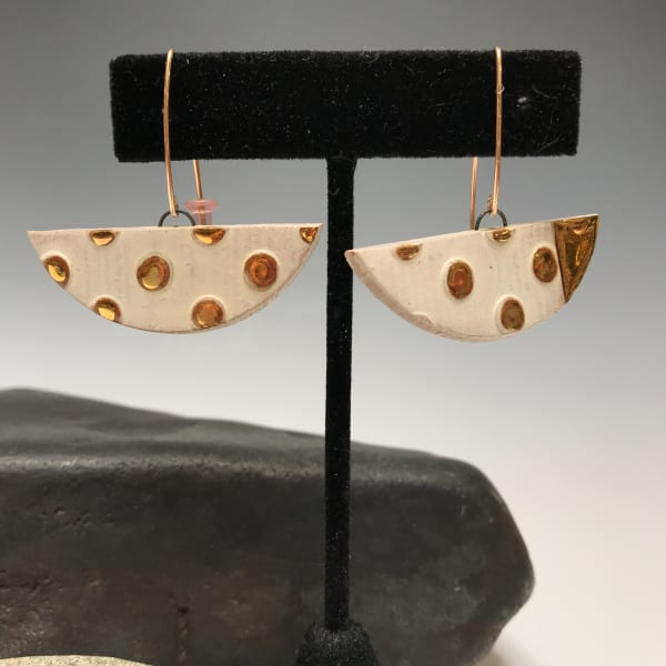 Dotted Ear Dangle Bling