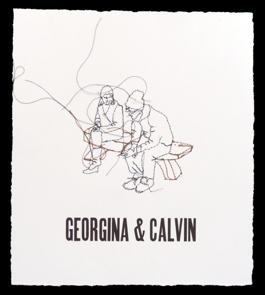 Georgina and Calvin