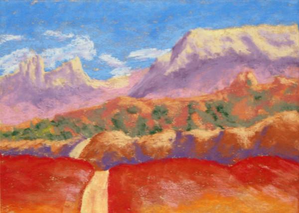 Road to Ojo Sarco