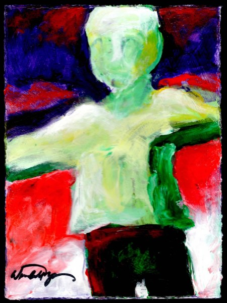 Standing Figure #8