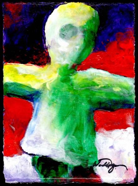 Standing Figure #9