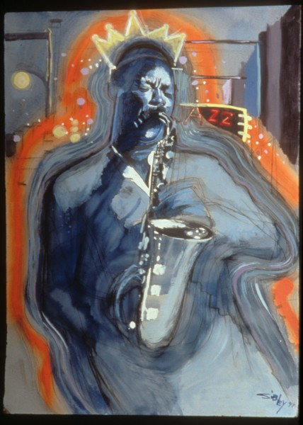 The Jazzman#2