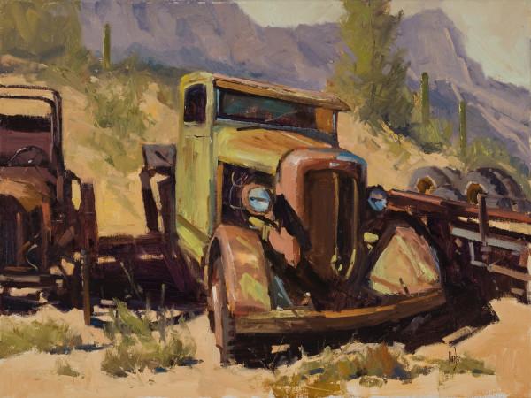 """""""Junk Trucks"""""""