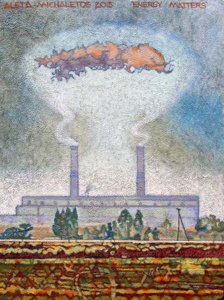 INDUSTRIAL & URBEX: 'ENERGY MATTERS'