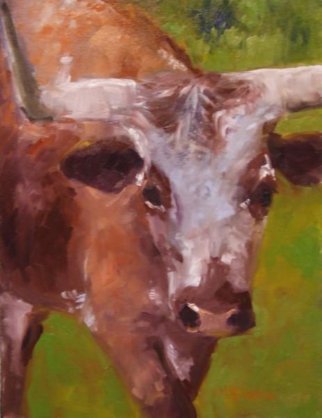 (Sold) A Texas Conversation 2