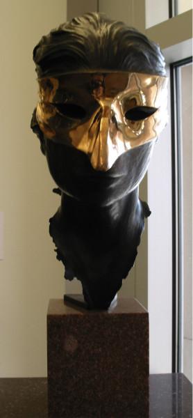Bust of Harlequin