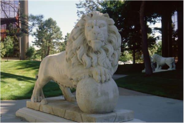 Medici Lion