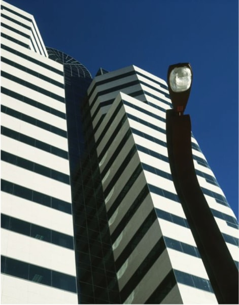 Plaza Tower One (Architecture detail)