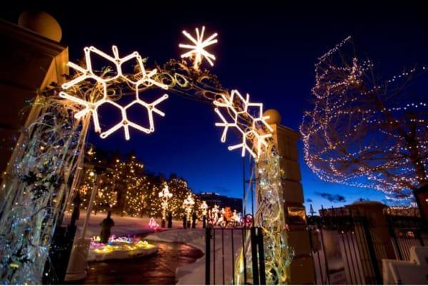 Samson Park (Gates in Winter)