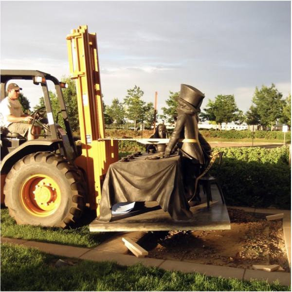 Tea Party (removal to Samson Park)