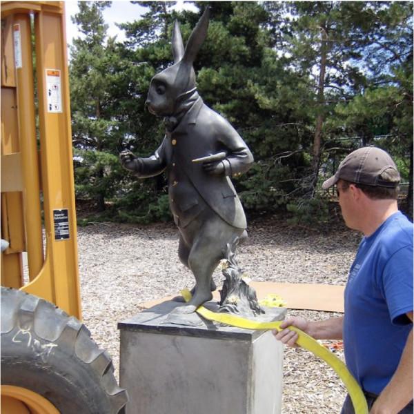 White Rabbit (Placement in Samson Park)