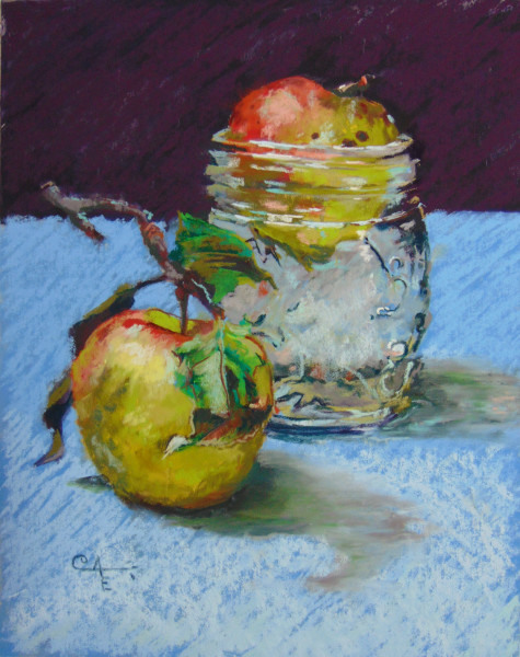 Organic Apple Pie Filling
