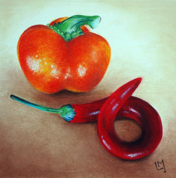 Red Chilies #1