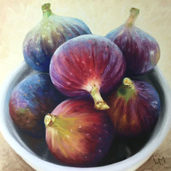 Purple Figs 3