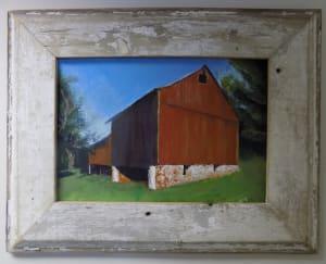 Big Red Barn (or Penn's Woods)