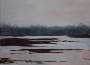 Goose Pond, April Morning