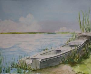Boat Marsh #4