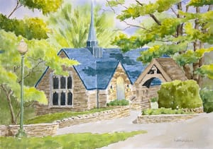 Beck Chapel - Nov 2017 Commission