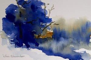 Colorado - Blue Tree