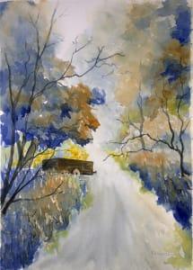 Foggy Morning, October