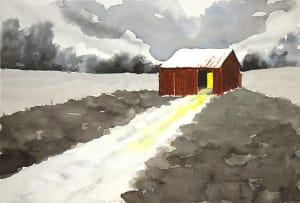Light in the Barn