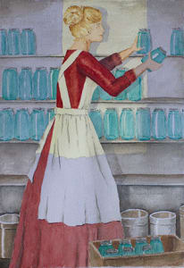 Storing the Jars