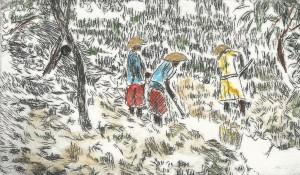 Rice paddies 1985 bali ns6v7r