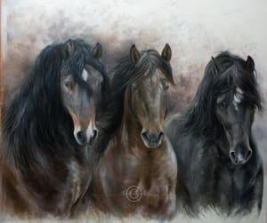 Trio Petit cheval de Fer