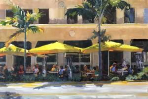Naples cafe rioykw