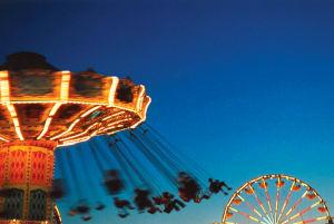 """Sunset Swing"""