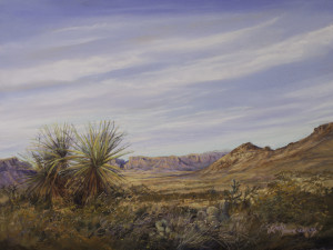 5b17 the moment the desert turns golden 12x16 pastel lindy c severns fofsd3