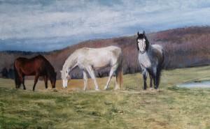 Three horses davis stuart road gavbyx