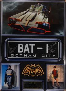 Bat 1 adam west burt ward sia29c