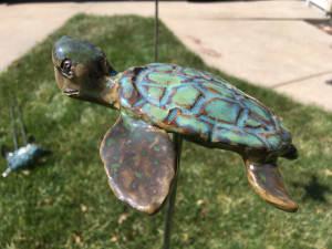 Small sea turtle sst0052