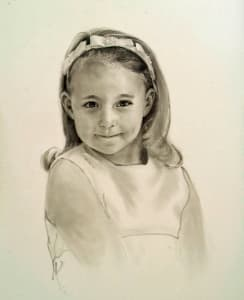 Commissioned Portrait Sample 2