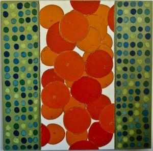 Oranges No 9
