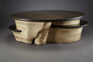 Kahn coffee table commission