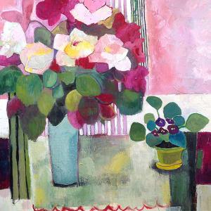 Bouquet + Violets