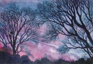 Sunset Lace IV
