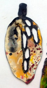 Pohutukawa Leaf 176